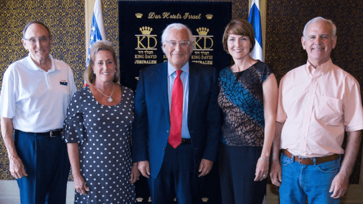 Reflections on the 2019 USIEA Congressional Tour to Israel from General Charles Krulak